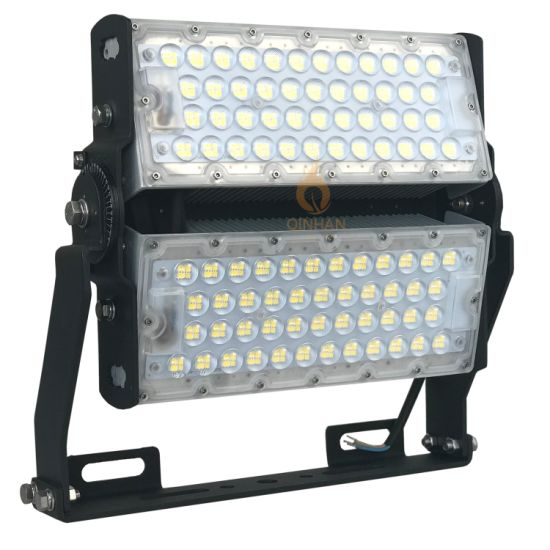 160lm/W Adjustable Outdoor High Power 200W High Mast Flood LED Tunne Light with 5 Years Warranty