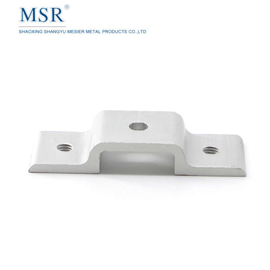 Wholesales Good Quality20c Z Style Bracket for 20 Series Aluminium Profile in Silver White