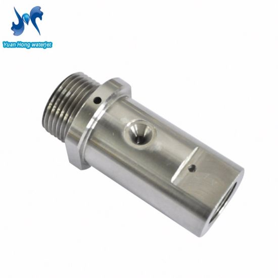 China Waterjet Nozzle Spare Parts for Flow Waterjet - China