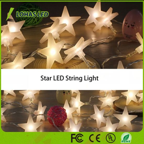 2m 20 leds christmas wedding holiday decoration led string light