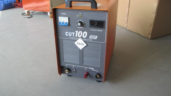 Inverter DC Air Plasma Cutter/Cutting Machine Cut100g pictures & photos