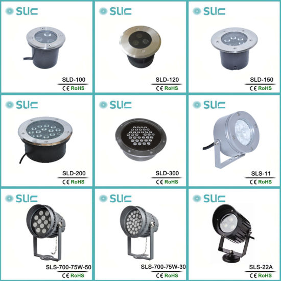 Hot Selling 8W Waterproof LED Underground Lamp Ningbo Manufacturer pictures & photos
