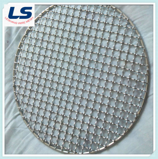 Crimped Wire Mesh for BBQ Grill Wire Mesh