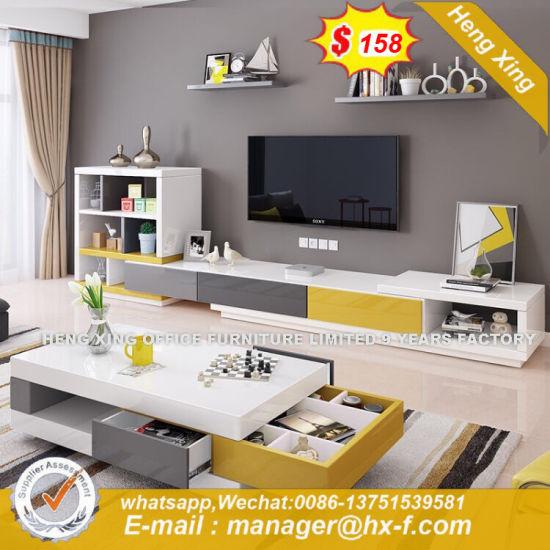 Italian TV Cabinet Furniture Set Living Room Hanging Plastic TV Desk (HX-8ND9162)