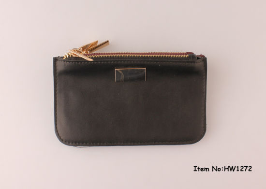 Fashion PU Leather Wallet for Ladies (HW1272)