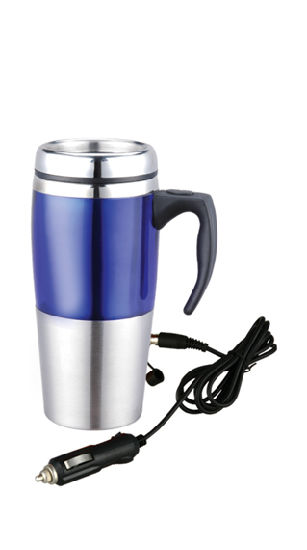 Insulated Stainless Steel Coffee Thermos Cup Mug