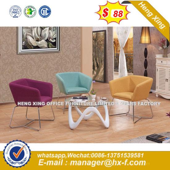 Red Fabric Modern Barstool Leisure Office Egg Swan Chair Hx Sn8045