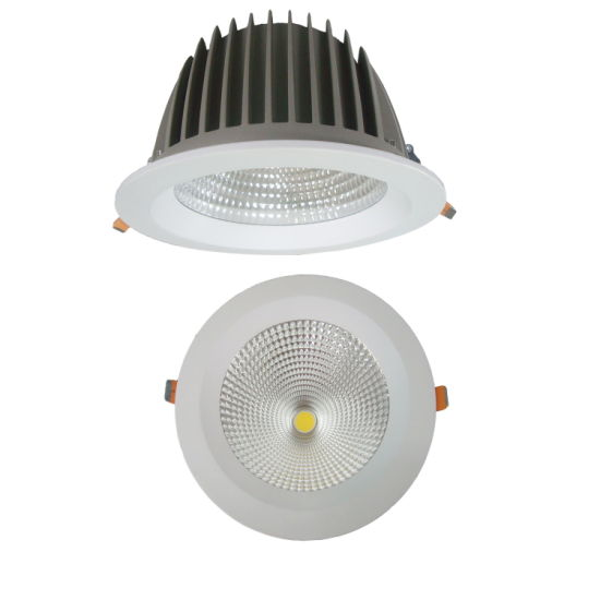 ceiling spot lighting. Recessed COB LED Down Lights 50W AC85-265V Ceiling Spot Lamps Lighting
