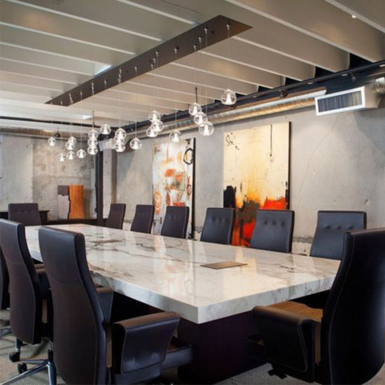 China Modern White Office Furniture Conference Boardroom Meeting