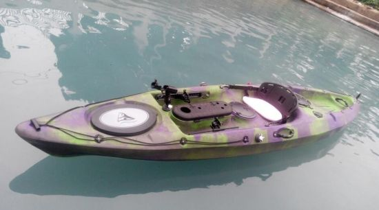 Top Quality LLDPE Material Single Sit on Top Kayak Fishing Boat