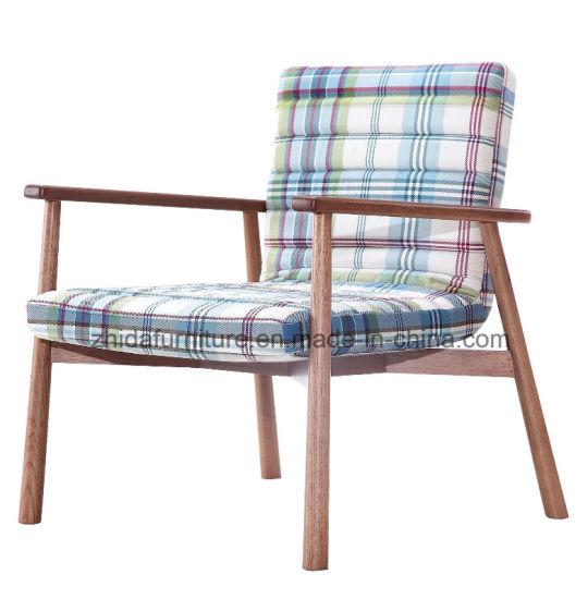 Single Sofa Set Designs: China New Design Upholstery Fabric Single Sofa Chair