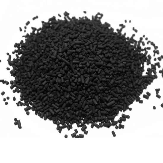 Cylindrical Activated Carbon for Alcohol Purification