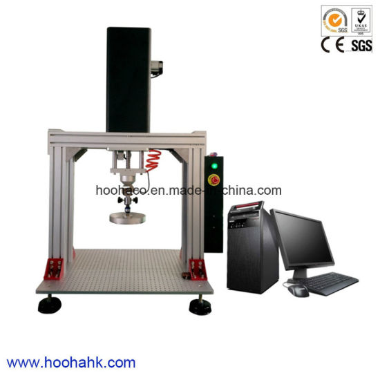 Professional Design Foam and Rubber Compression Pressure Testing Equipment pictures & photos