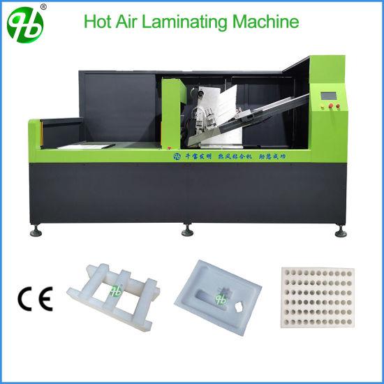 High Safety Level Automatic Bonding Machine for EPE EVA Foam