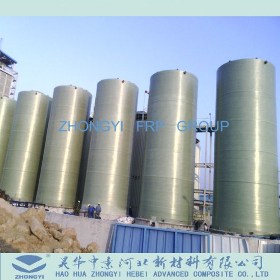 FRP / GRP Water or Chemical Tanks pictures & photos