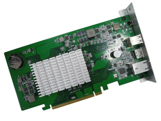 9 Pcie Slot Motherboard - Suitable for Double Excavation of Eth, Zec and Sc pictures & photos