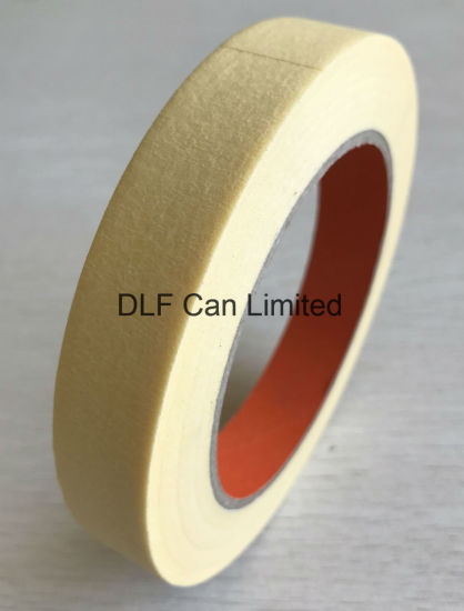Good Quality Middle Temperature Masking Tape pictures & photos