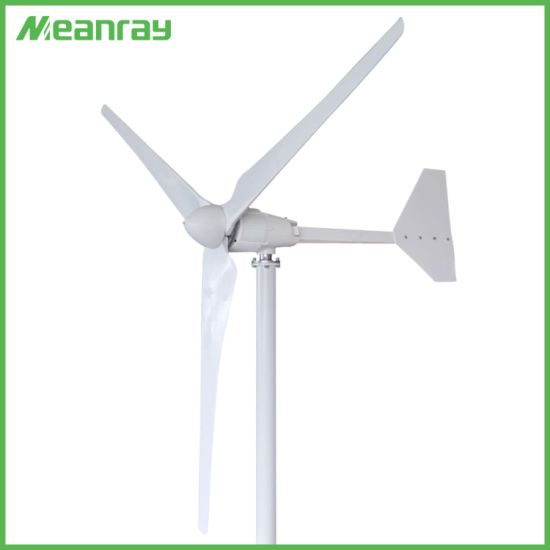 12V Wind Generator Chinese Mini Wind Generator pictures & photos