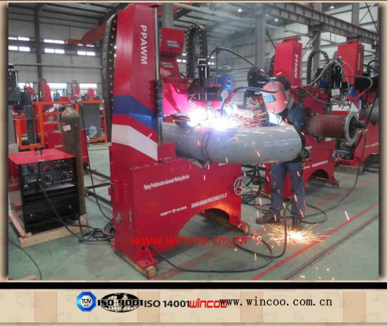 Automatic Saw Pipe Welding Machine pictures & photos
