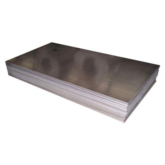 3003 3105 5052 Aluminium Plain Mirror Finish Aluminum Sheet