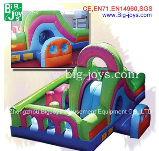 Inflatable Games Kids Inflatable Obstacle Games Inflatable Change Games Obstacle Courses for Sale (DJOC01) pictures & photos