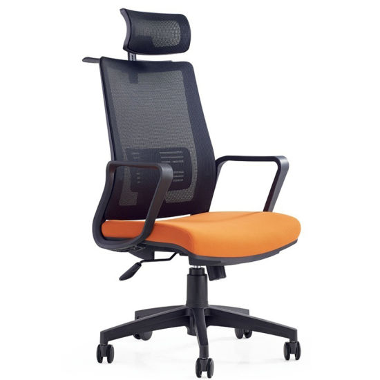 Economic Office Mesh Swivel Boss Computer Table Executive Chair