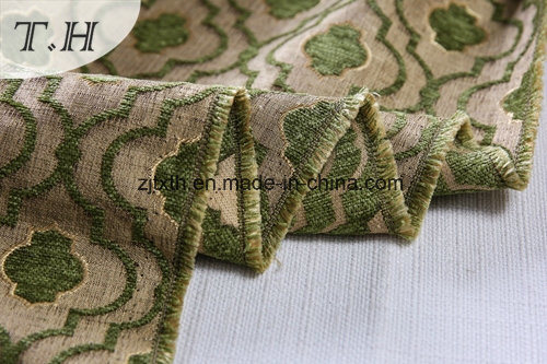 Wholesale Chenille Jacquard Sofa Covers for Chair and Furniture pictures & photos