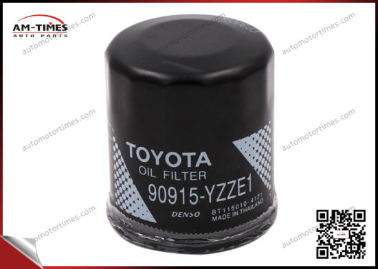 High Performance Best Price Oil Filter 90915 Yzze1 For Toyota Yaris Prius