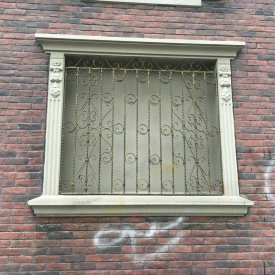Modern Wrought Iron Window Grills 2