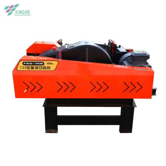 Wholesale High Speed Flat Bar Steel Cutter Deformed Bar Cutting Machine