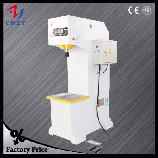 China Professional Manufacture C Frame Power Oprated 10 Ton