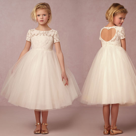 China Kids Ball Gown Flower Girl Party Evening Gown - China Kids ...