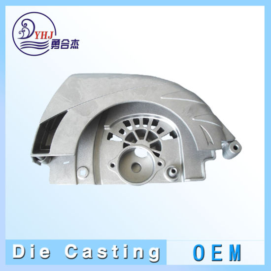 OEM Aluminum and Zinc-Alloy Die Casting Parts for Power Tool Accessories in China