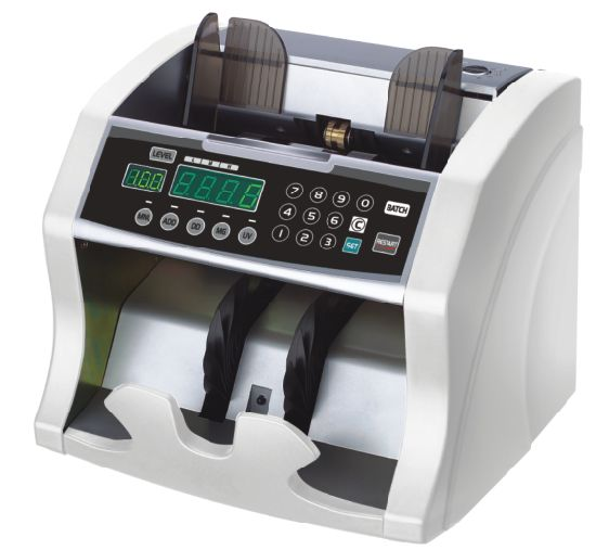 Money Cash Currency Counting Banknote Bill Counterfeit Detecting Counter