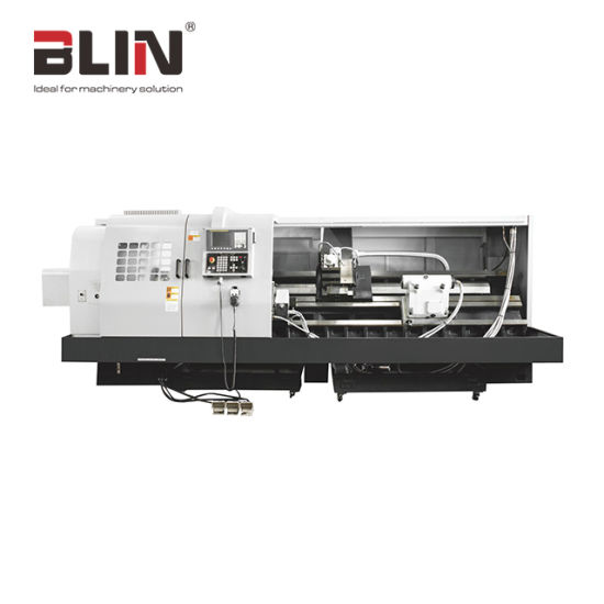 Linear Guideway Slant Bed China CNC Lathe Machine pictures & photos