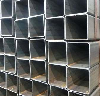 En10219 Steel Pipe/ Sharp Corner Square/Rectangular Pipe/ ERW Square/Rectangular Pipe