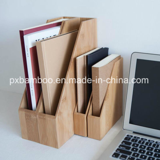 Kinds of Bamboo Office Organizer Desktop pictures & photos