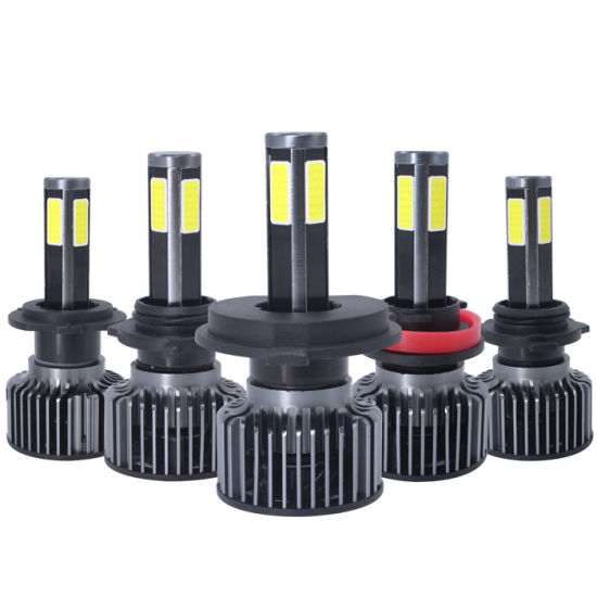 Lightech A4 Mini 4 Sides Head Lamp 9012 LED Bulbs pictures & photos