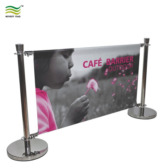 Outdoor Advertising Custom Coffee Barrier (B-C001) pictures & photos