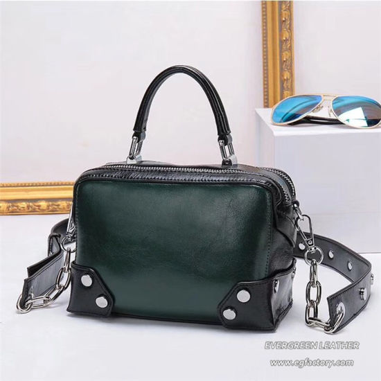 Guangzhou Market Wholesale Ladies Women Leather Tote Bag Handbag Emg5457  pictures   photos ef0b3a8bc5354
