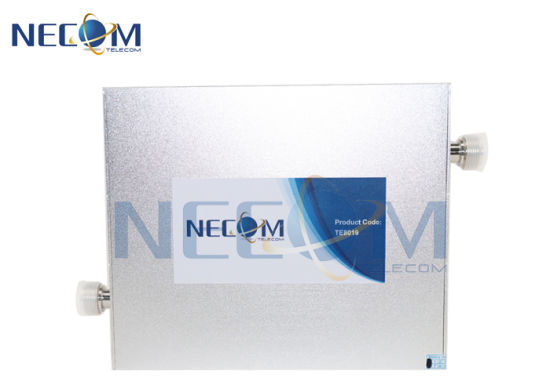 GSM900 Dcs1800MHz Dual Band Signal Booster Cover About 200-300 Square Meters pictures & photos