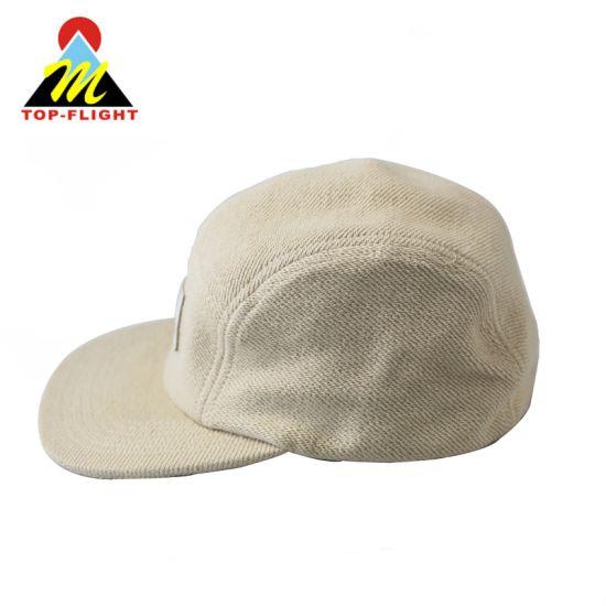 962d37c6ada China Fashion Flexfit Sports Baseball Hat with Custom Leather Logo ...