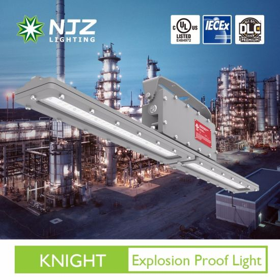China Knight Series LED Explosion proof Lighting C1D1 Linear