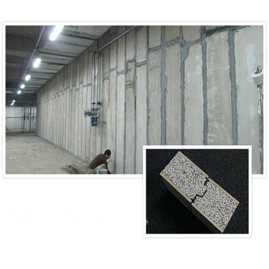 Wall Board Material Mould Lightweight Concrete Panel for Flooring/Roofing