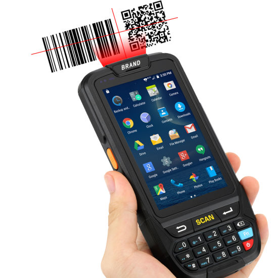 Handheld Barcode Scanner Inventory Warehouse Goods Management PDA
