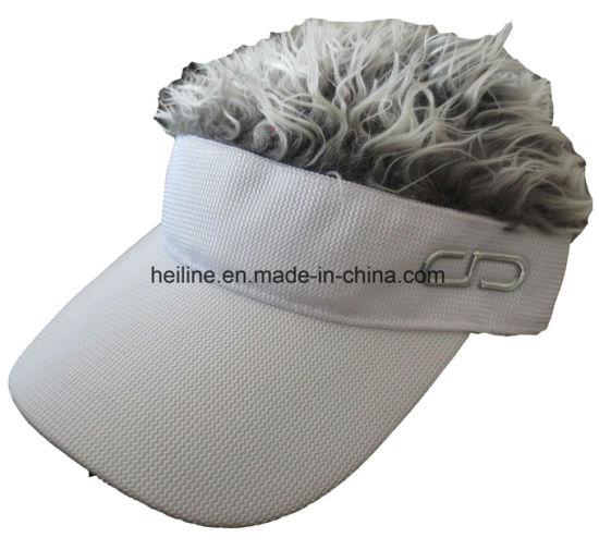 d00c79297e412d China Fashion Sport Mesh Custom Design Sun Visor - China Sun Visor ...