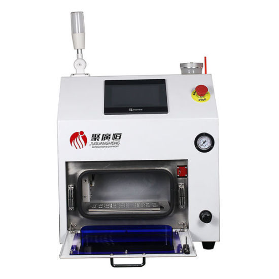 Jgh-893 Full Automatic Nozzle Cleaning Machine with Clean & Dry Function
