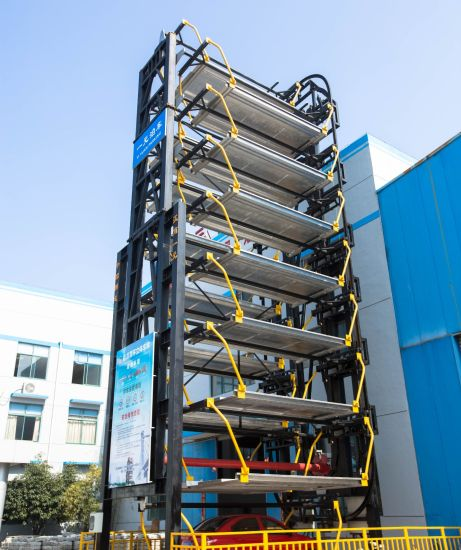 High-Rise Level Full Automatic Car Parking System for Wholesale