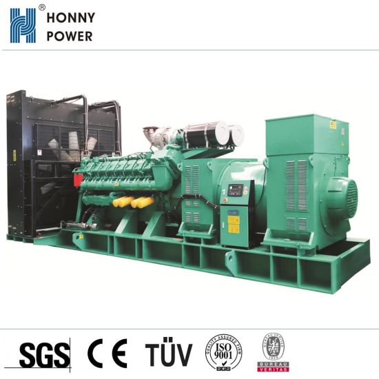 Best Price 16kw-50MW Electric Power Generator Ce Approved