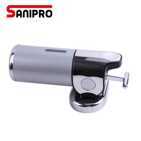 Wall Mounted Soap Shampoo Dispenser 500//1000ml Shower Pump for Bathroom Hotel